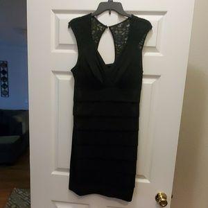 EnFocus Black Cocktail Dress
